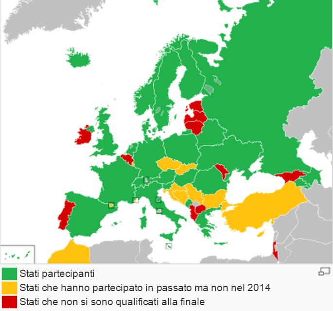 i confini dell u2019europa